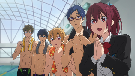 [HorribleSubs] Free! Eternal Summer - 01 [720p]_4.7.2014 13.26.36