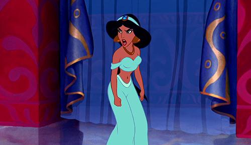 Jasmine-vihastuu