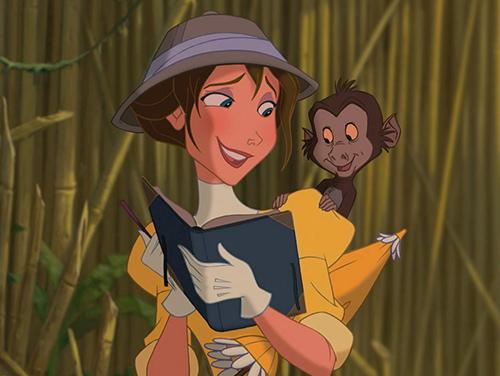 Jane-ja-apina