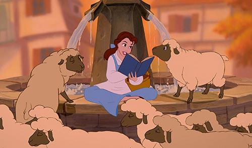 Belle-ja-lammakset
