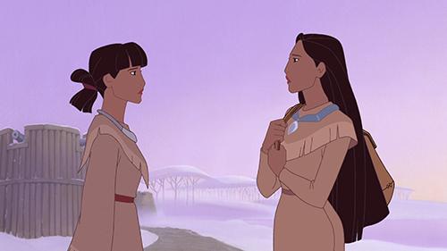Pocahontas-hyvastit