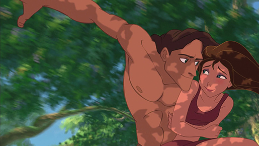 Jane-ja-Tarzan